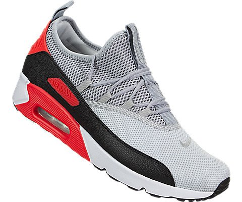 Brand New Nike Air Max 90 EZ Men's Wolf GreyBlackInfrared