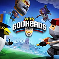Oh My Godheads - PS4 [Digital Code]
