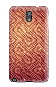 Paula S Roper Perfect Tpu Case For Galaxy Note 3/ Anti-scratch Protector Case (nice Red Texture )