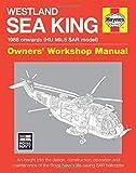 Westland SAR Sea King Manual (Owners Workshop Manual)