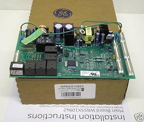 WR55 X 10942 Genuine GE lado Junta de Control placa base ps2364946 ...
