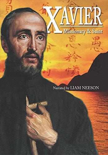 Xavier  Missionary   Saint