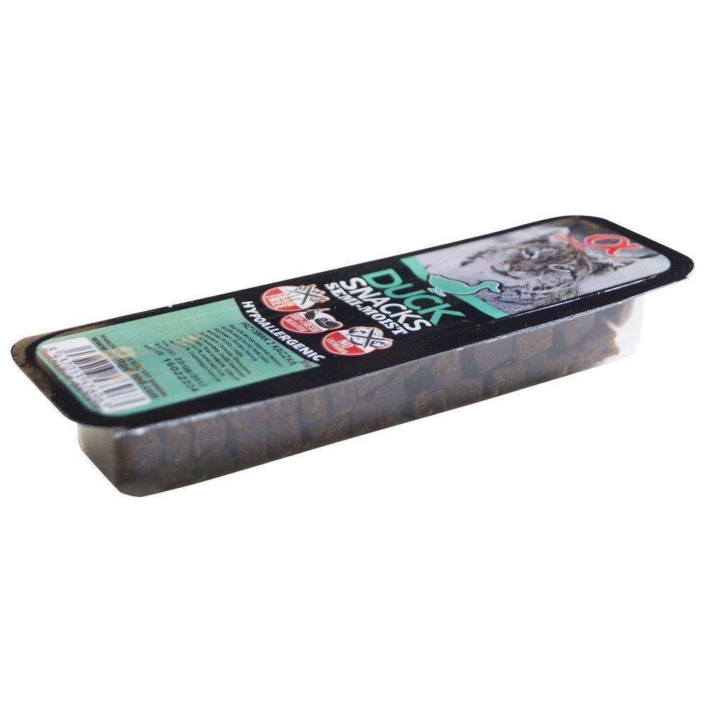 ALPHA SPIRIT Snack de Pato para Gatos - 35 gr: Amazon.es ...