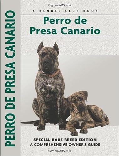 Perro De Presa Canario (Kennel Club Book): Amazon.es: Manuel Curto Gracia: Libros