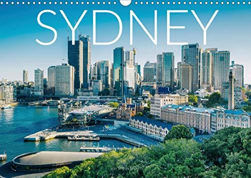 ❮Lesen❯ ➪  Sydney - Australien (Wandkalender 2020 DIN A3 quer): Australiens Metropole am Südpazifik (Monatskalender, 14 Seiten ) (CALVENDO Orte)  Autor Stefan Becker   – Papercuts.co