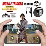 Cheap PUBG Mobile Game Controller/Triggers/Joystick, FORTNITE L1 R1 Mobile Claw Metal, Precise Aim and Shoot Button Keys for FPS Survival Game,Cell Phone Game Controller for Android IOS – TiMi Tree