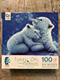 polar bear puzzle - Ceaco 100 Piece Furry Friends: Song of Light jigsaw puzzle