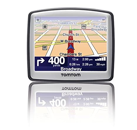 Amazon com: TomTom ONE 125 3 5-Inch Portable GPS Navigator: Cell