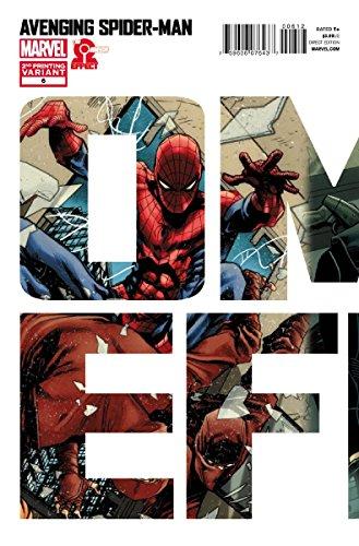 Avenging Spider-Man #6 2nd Ptg Var