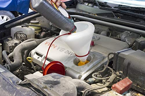 Lisle 19612 Multi-Application Oil Funnel
