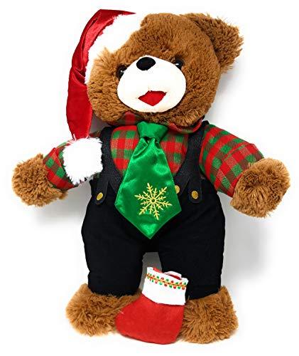 (2018 Snowflake Teddy Bear 20