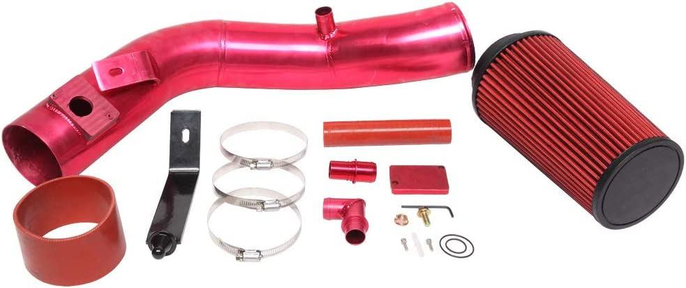 KABOCHO Cold Air Intake Kit Compatible with 2003 2004 2005 2006 2007 Ford F-250 F-350 6.0L Powerstroke Diesel