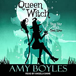 Queen Witch Audiobook