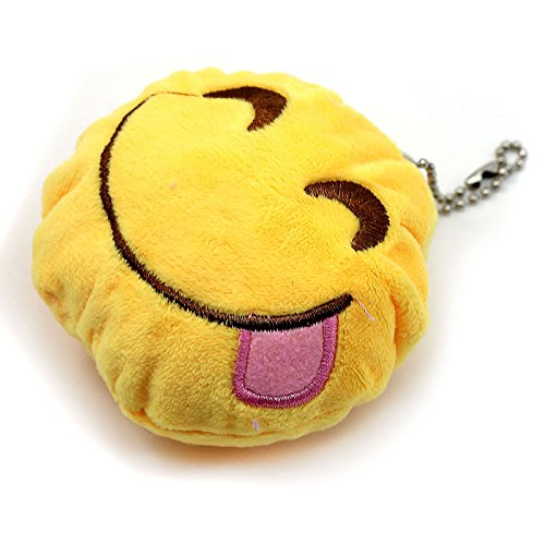 Foreveryang Pillow Emoticon Stuffed Pendant