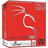 Kali Linux 2018.3 DVD 64 bit