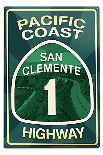 Lilyanaen New Great Highway 1 California San Clemente for sale  Delivered anywhere in USA