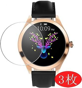 VacFun 3 Piezas HD Claro Protector de Pantalla para Smartwatch ...