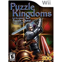 Puzzle Kingdoms - Nintendo Wii