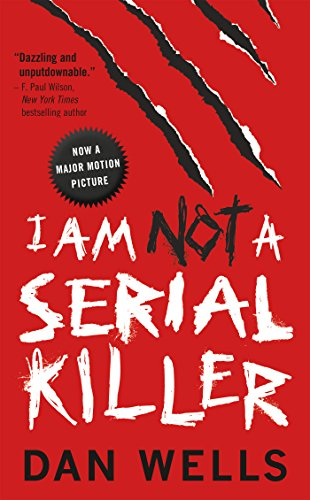 I Am Not A Serial Killer (John Cleaver Book 1) cover