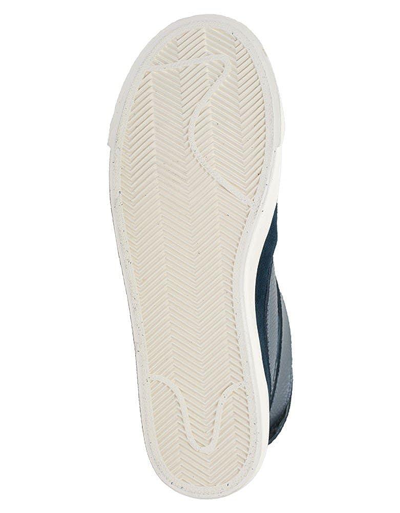 Nike Blazer Mid Twist suede unisex - erwachsene leder leder leder Turnschuhe high 8e0eef