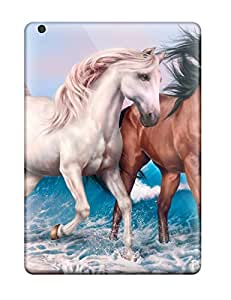 Jose Cruz Newton's Shop New Style For Horses Art Protective Case Cover Skin/ipad Air Case Cover
