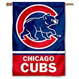WinCraft Chicago Cubs Two Sided House Flag