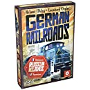 German Railroad Board Game