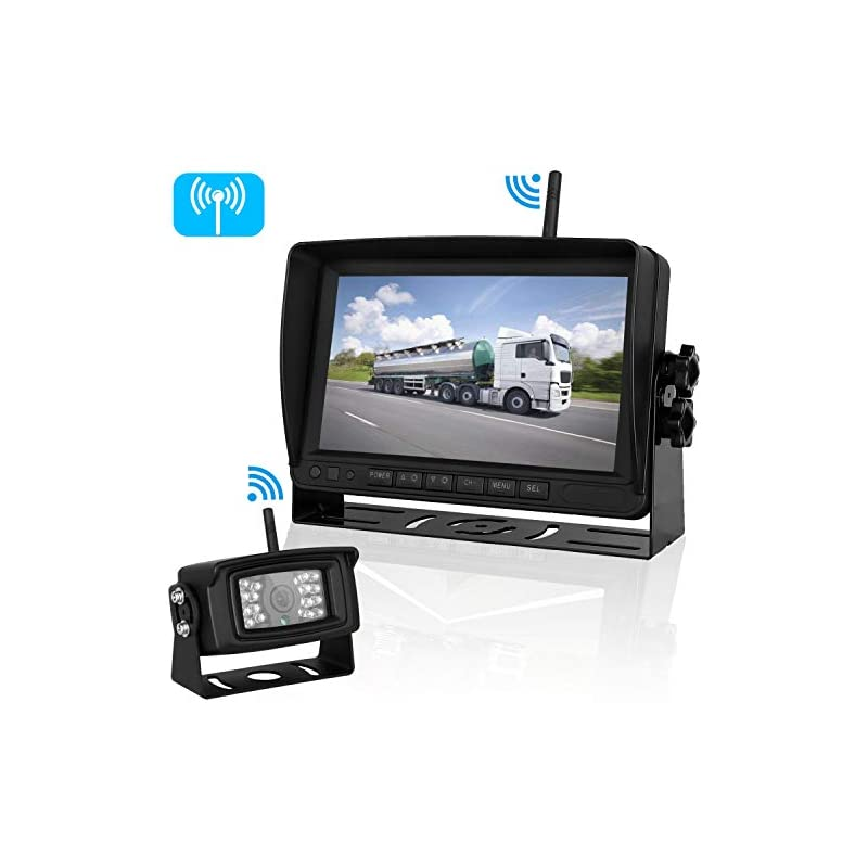 iStrong Digital Wireless Backup Camera S