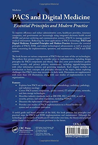 PACS and Digital Medicine: Essential Principles and Modern Practice