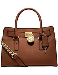 Michael Kors Hamilton East/West Saffiano Satchel