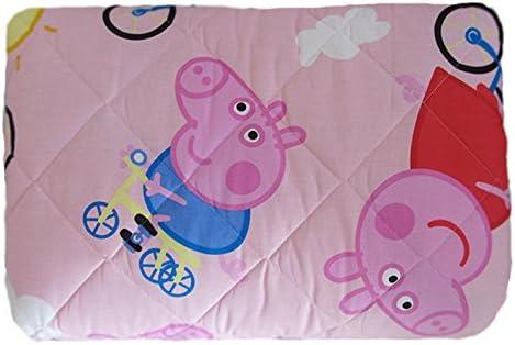 Colcha/Trapuntino Peppa Pig-Bicicletas-Novia: Amazon.es: Hogar