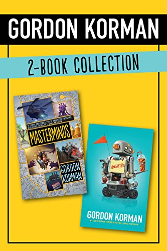 Gordon korman 2 book collection masterminds and ungifted kindle gordon korman 2 book collection masterminds and ungifted by korman gordon fandeluxe Images