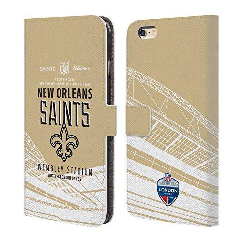 Official NFL New Orleans Saints Versus 2017 London Games