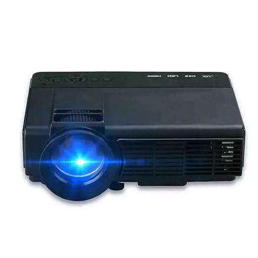 YYQX-4X Proyector De Cine En Casa Androide WiFi Bluetooth ...