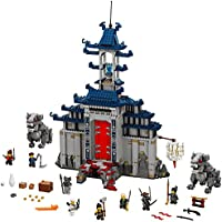 LEGO Ninjago Movie Temple Ultimate Ultimate Weapon 70617...