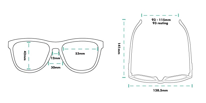 cc1932a1b9f goodr OG Sunglasses - (no slip