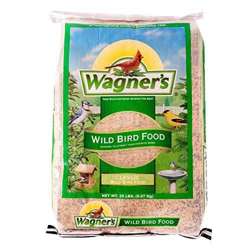 Wagner's 52004 Classic Wild Bird Food