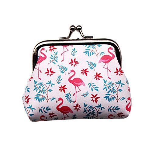 In Originaltree Bag Fashion Kiss 3 Stampa Ecopelle Portamonete Chiusura 9 Cash Con Donne Holder qqZ5S