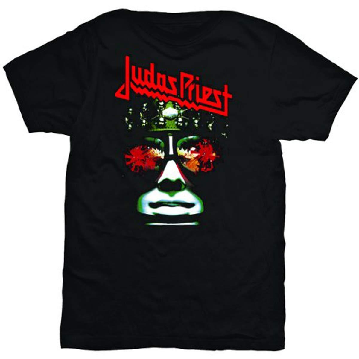 XXL Black Men's Judas Priest Hell-bent T-shirt