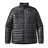 Patagonia Mens Ultralight Down Jacket Forge Grey Large