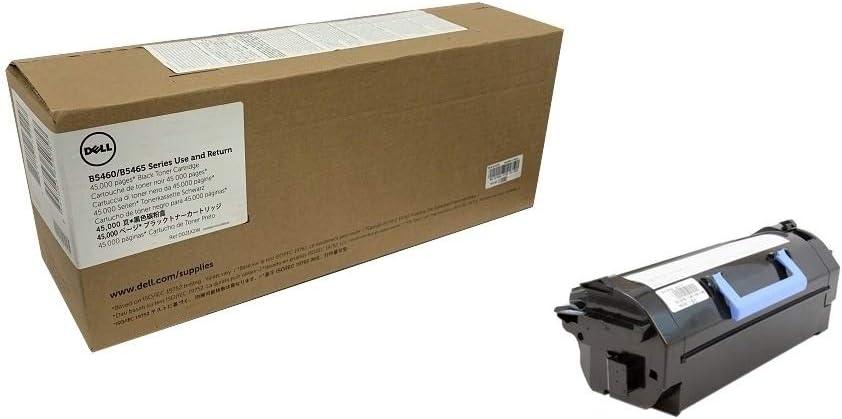 Dell G7TY4 Black Toner Cartridge B5465dnf Laser Printers