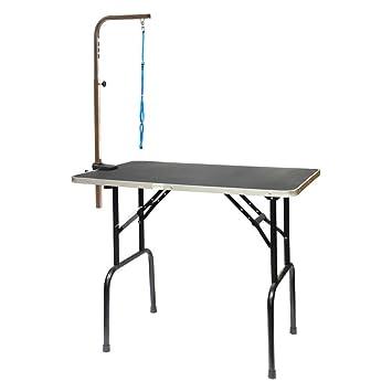51mrSGSfWtL. SY355  - Dog Grooming Table