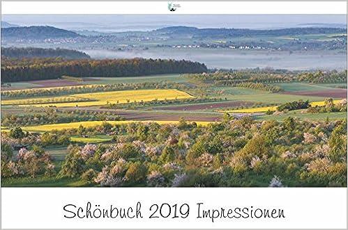 Wandkalender Schönbuch Impressionen 2019 Der Traditionsreiche