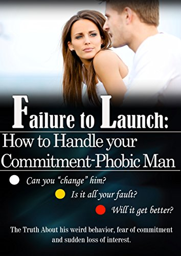 How to deal with a commitment phobic guy