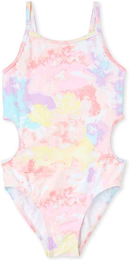 The Childrens Place Girls One Piece Swimsuit