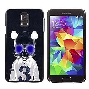 GagaDesign Phone Accessories: Hard Case Cover for Samsung Galaxy S5 - Neon Street Art
