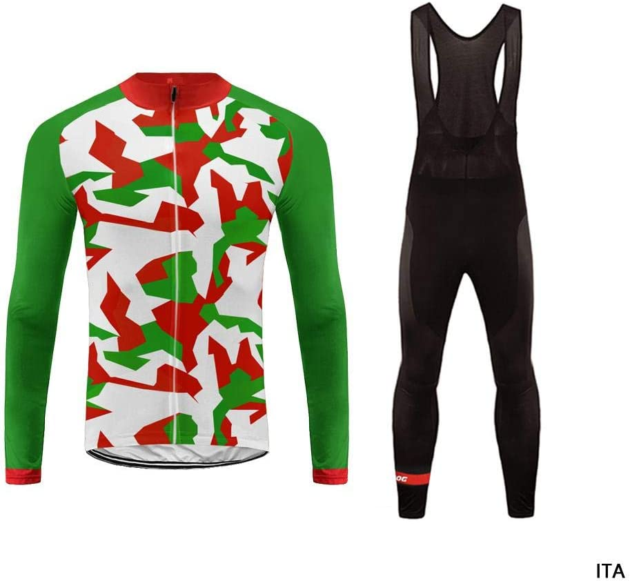 Lange Bib Hosen Gel Pad Spring Triathlon Clothes Reflektoren Full Zip Uglyfrog 2018-2019 Cycling Kit Fleece Winter Fleece Neue Radsport Anz/üge Herren Long Trikots