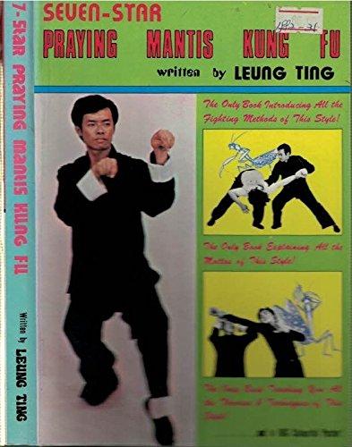 Master Lee Kam Wing's Seven-Star Praying Mantis Kung Fu. With Poster