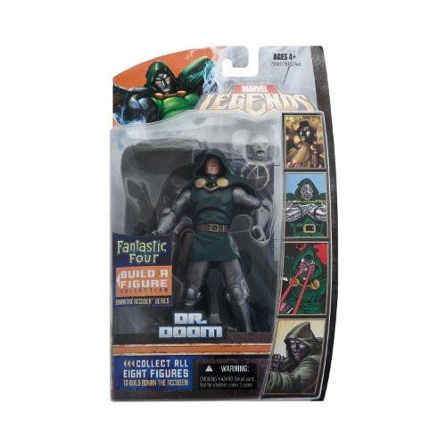 Marvel Legends Ronan the Accuser Series Dr. Doom (mask off variant)