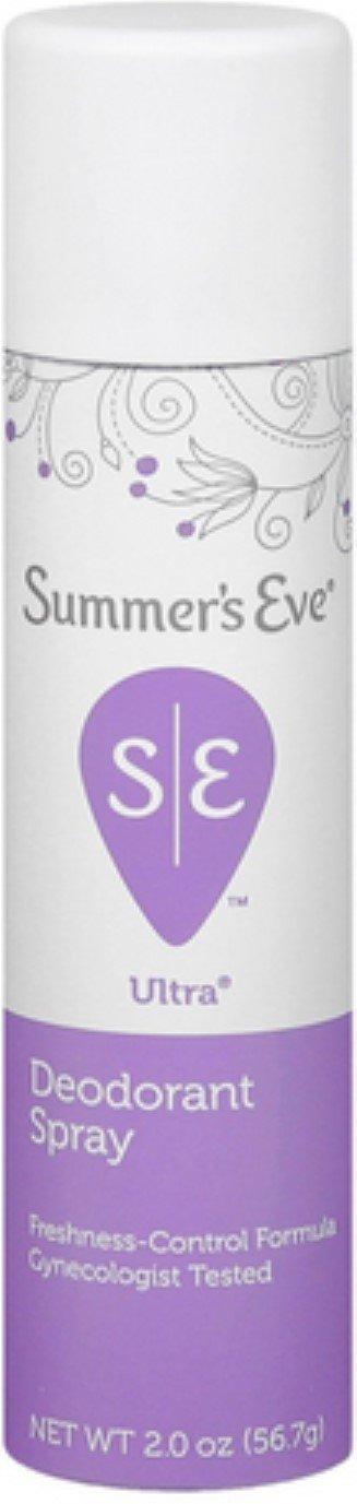 Summers Eve Ult Ex Strngt Size 2z
